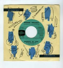 45 RPM SP MICHAEL HOLLIDAY STAIRWAY OF LOVE (ON EST BIEN COMME CA)