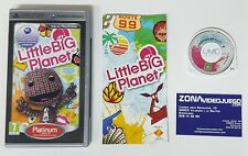 Little Big Planet, Sony PSP, PAL-ESP