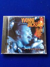 neuf emballé Yvonne Jackson I'm Trouble Enja Blues Beacon CD 1994 Jazz