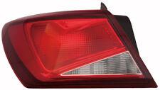 For Seat Leon Mk3 Hatchback 1/2013-On Outer Wing Rear Light Lamp Left Side NS