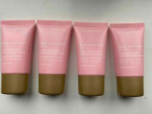 Clarins Multi Active Jour Day Cream SPF20 60ml (FOIL SEALED) (15ml x4)