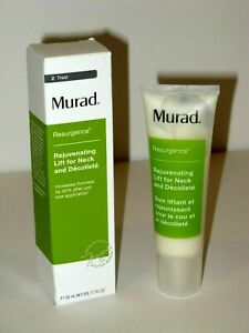 Murad Resurgence Rejuvenating Lift for Neck and Decollete. 50 ml / 1.7 fl. oz.