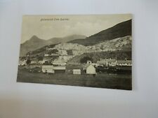 More details for postcard ballachulish slate quarry   vgc caledonian railway official p10 c45