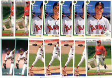 Kyle Abbot 30 Card Lot
