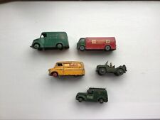 DINKY TOYS 452 CHIVERS 070 DUBLO 480 KODAK ARMY GPO MECCANO VINTAGE ANTIQUE LOT
