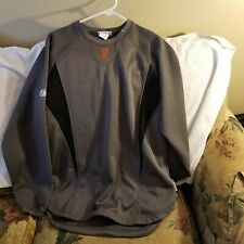 SAN FRANCISCO GIANTS THERMA BASE SWEATER - MEDIUM - THROWBACK - MAJESTIC