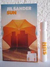 JIL SANDER ~ SUN ~ Eau de Toilette Parfum Probe NEU/OVP
