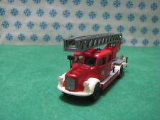 AUTOSCALA dei Vigili del Fuoco - Pompieri con scala allungabile -  1/87  Brekina