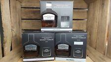 Jack Daniels Gentleman Jack 3x Set avec verre de trois années 0,2 L 200 ml de 40%