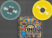 2 CD TAKE THAT the greatest day - live at wembley + in session at abbey road