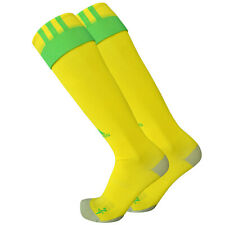 Adidas Pro Soccer Socks Yellow Size 5-6.5