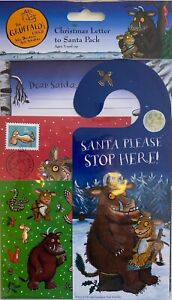 THE GRUFFALO's CHILD Christmas Letter to Santa Pack