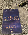 The Twilight Saga Marathon Collectors Lanyard 2012