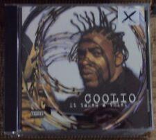 COOLIO It Takes A Thief CD mid-90's gangsta-rap G.A.T.