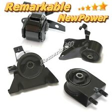 Fits G001 2002 2003 Mazda Protege5 2.0L Motor & Trans Mount Kit 4PCS AT Trans