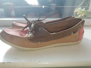 Tamaris Active Deck / Boat Shoes Womens UK 6