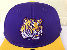 New Louisiana State LSU Tigers Adjustable Hat Official NCAA Football Basketball