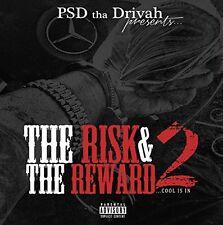 Psd Tha Drivah, P.S.D. - Risk & the Reward 2 [New CD] Explicit