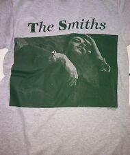 """RARE 1986 The Smiths """"Queen Is Dead"""" Vintage Tour Concert Shirt, Morrissey, 80s"""