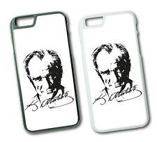 iPhone Atatürk Türkiye 5 Hard Tasche Flip Hülle Case Cover Schutz Handy