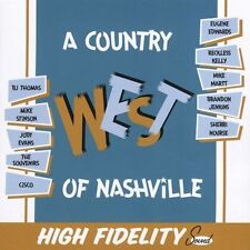 Country West of Nashville CD