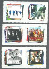 The Beatles Great Britain Music set mnh 2007