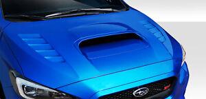 15-18 Subaru WRX NBR Concept Duraflex Body Kit- Hood!!! 109824