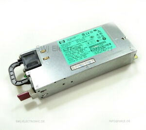HP DPS-1200FB A HSTNS-PD11 Power Supply P/N 438202-002  1200Watt