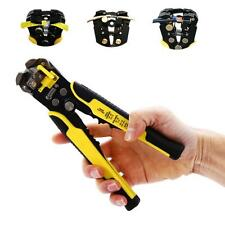Wire Stripper Automatic Cutter Hand Stripping Crimper Cable Tool Pliers Terminal