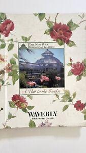 Waverly Sample Wallpaper Book A Visit To The Garden Vintage NY Botanical Garden