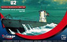 Mirage Hobby 400203 Deutsches u bote u-2 tipo u-ii a - 1:400