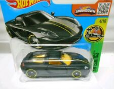 Hot Wheels PORSCHE CARRERA GT Negro Mate