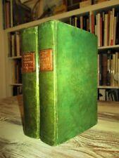 Pomp juifs, Römer und françois 2 Bände im Zusammenhang mit, 1782