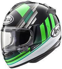 Arai Chaser X Valla Casco Motociclismo Verde- Medio