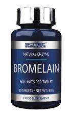 Bromelain Enzym 13,02?/100g Scitec Nutrition 90 Kapseln