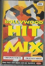 BOLLYWOOD HIT MIX - 0RIGINAL VOICES - DIGITALLY MIXED - NEW  AUDIO CASSETTE