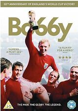 BOBBY (BO66Y) 50TH ANNIVERSARY OF ENGLAND'S WORLD CUP VICTORY Sealed