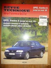 Vectra A -95 Revue Technique Opel Etat - Destock Occas