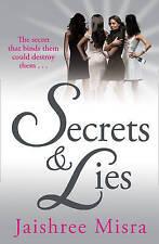 Secrets and Lies by Jaishree Misra (Paperback) New Book
