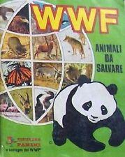 album figurine WWF ANIMALI DA SALVARE (Panini, 1986) fig. 280/360