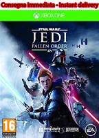 Star Wars Jedi Fallen Order Xbox One  NO CD/KEY LEGGERE DESCRIZIONE