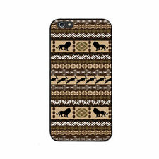 Patterned Fitted Cases/Skins for iPhone 5