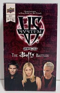 KX Marvel VS System TCG 2PCG The Buffy Battles New(other)