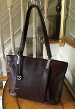 Brighton H5491J Santa Rosa Soft Leather Tote Brown NWT