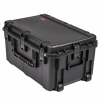 SKB Cases iSeries 291814 Waterproof UV Resistant Utility Military Case, Black