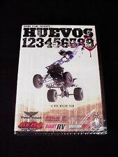 DVD Huevos 9 ATV Racing Quad Freestyle Stunts 4 x 4 ATV 4 wheeling movie