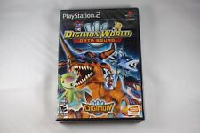 Digimon World Data Squad (Sony Playstation 2 ps2) NEW Factory Sealed