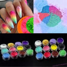 12Pcs/set Natural Mica Pigment Powder Soap Cosmetics Resin Colorant Dye Craft