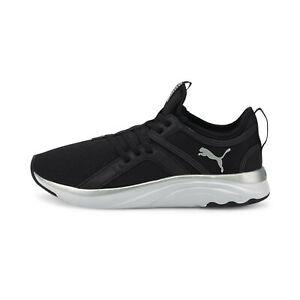 PUMA Women's SoftRide Sophia Animal Running Shoes