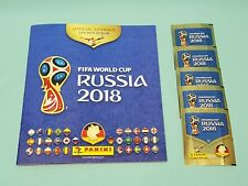 PANINI WM 2018 RUSSIA WORLD CUP Sticker 25 cartocci internazionale Edition